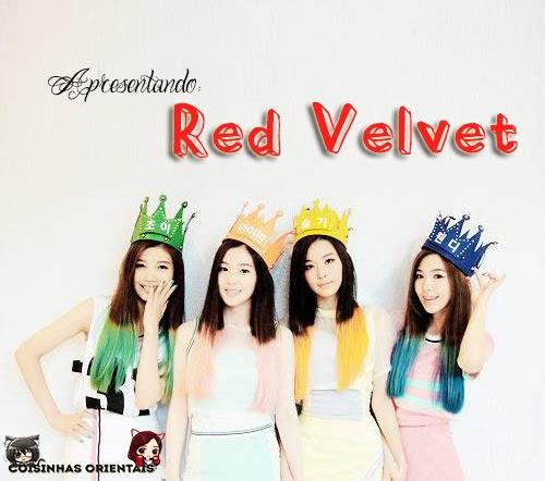Apresentando Red Velvet Coisinhas Orientais