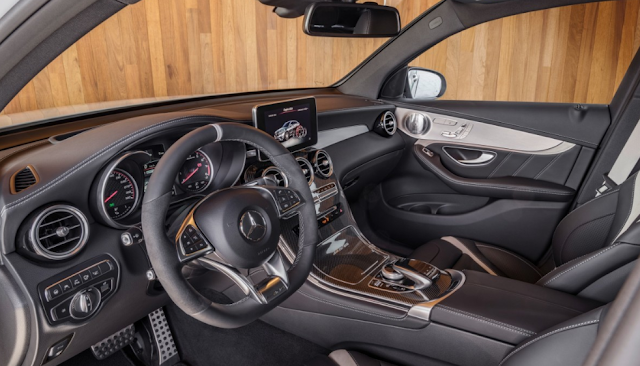 2018 MERCEDES-AMG GLC63 SUV Interior