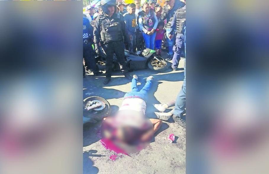 Asi Cazaron a 'El Lobo'; presunto integrante de La Unión Tepito