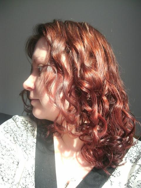 Włosy w marcu 2017r.