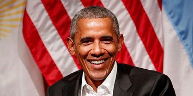 Obama Berpidato di Wall Street Dibayar Rp. 5,3 Miliar, Menuai Kritik