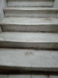 Es una foto del mármol italiano