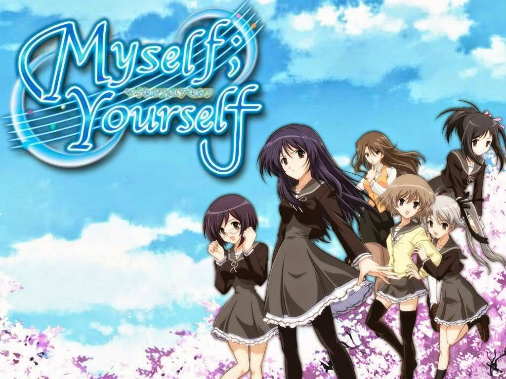 Myself Yourself | 480p | DVDRip | English Subbed