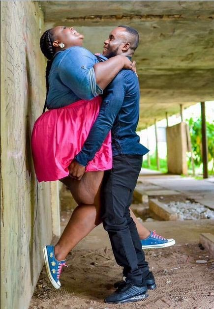 And this pre-wedding photo that got social media buzzing!