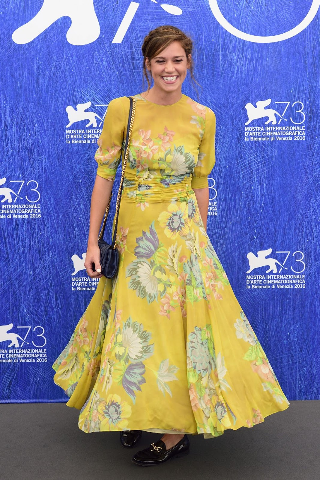 HQ Photos of Matilda Lutz At L'estate Addosso Summertime Photocall At 73rd Venice Film Festival