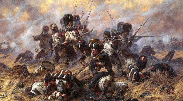 L'écho du champ de bataille: Waterloo 1815 / 2015 : bicentenaire et  enseignements tactiques.