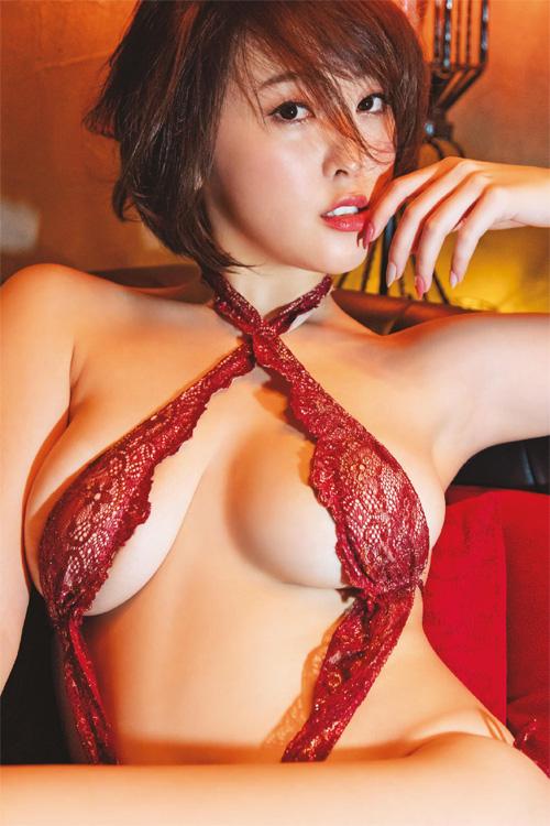 Sara Oshino 忍野さら, Weekly SPA! 2018.01.30 (週刊SPA! 2018年01月30日号)