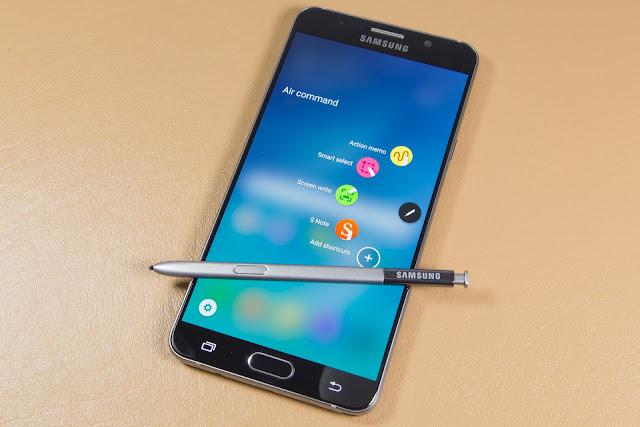 Galaxy Note 5 chính hãng