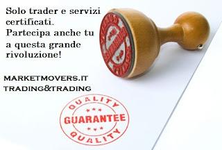 Certificazione per vendere segnali di trading – strategie forex