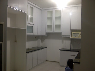 Kitchen set Kebun jeruk