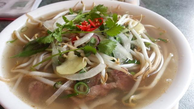 Pho Ha Restaurant City Industry