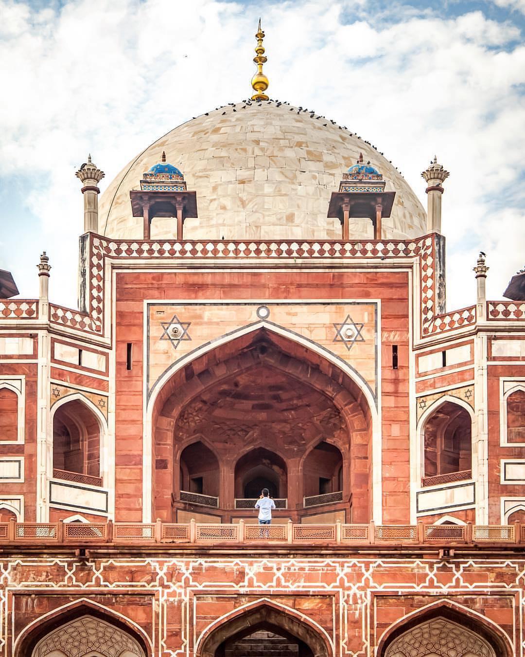 Delhi, India @danflyingsolo