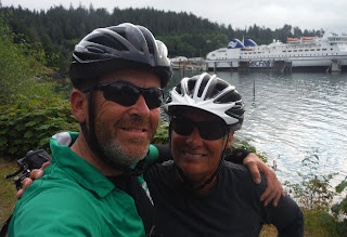 Cycle Haida Gwaii
