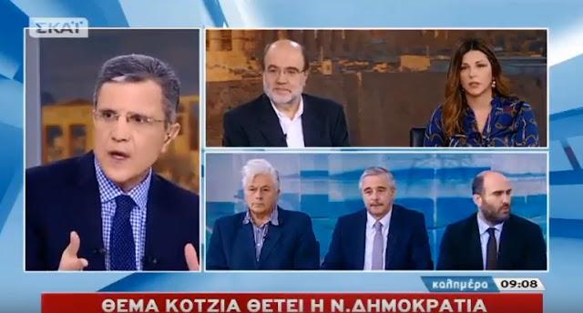 """Γ. Μανιάτης: """"Επικίνδυνα καθυστερημένη κι επιπόλαιη η αντίδραση της κυβέρνησης στα Ίμια"""""""