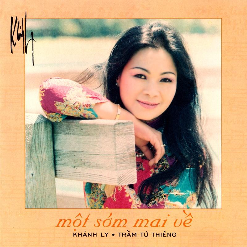 Khánh Ly CD - Một Sớm Mai Về (NRG) + bìa scan mới
