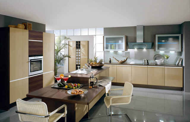 Kitchen Design Contemporary