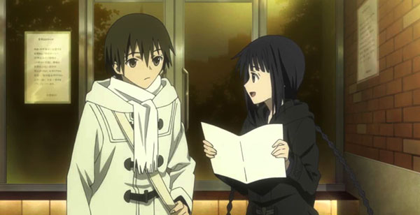 Bungaku shoujo - Anime NTR romance school yang bikin nangis dan nyesak