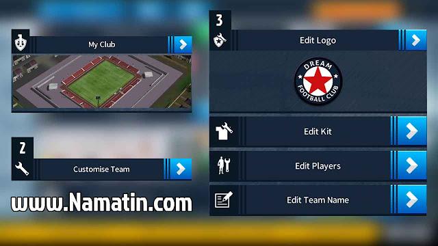 ubah logo dream league soccer 2018