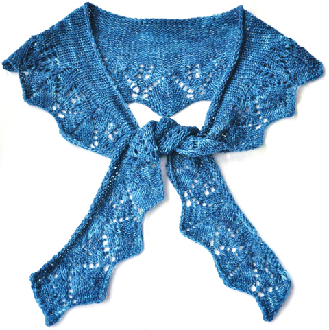 Knitting Pattern For Reading Shawl : Cabin Fever Sisters Knit: Lace Chart Reading class