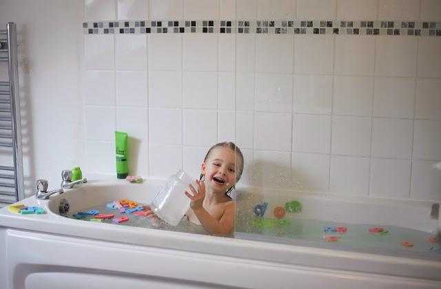 bath time toys