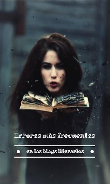 Errores en blogs literarios