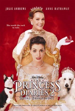 The Princess Diaries บันทึกรักเจ้าหญิงมือใหม่