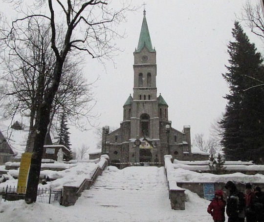 Kościół pw. Świętej Rodziny