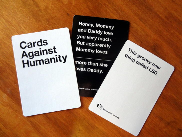 Mattwins Cards Against Humanity Custom Card Ideas