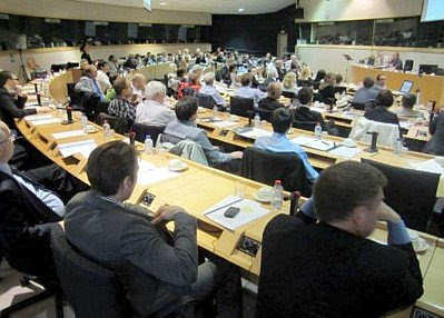 Brussels Conference 2012 #1