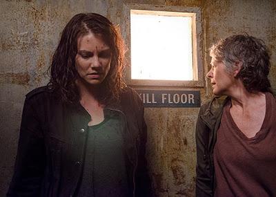 The Walking Dead 6x13 The Same Boat FOX España AMC