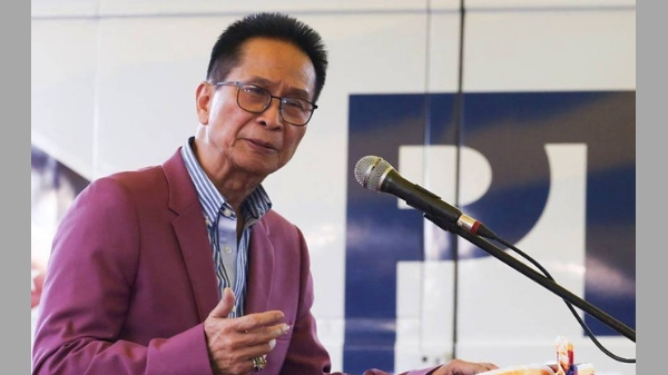 Panelo now Duterte's spokesperson