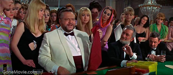 Casino Royale 1967 Besetzung