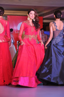 South Indian Celebrities Pos at Love For Handloom Collection Fashion Show  0002.jpg