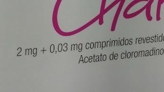 Chariva® engorda?