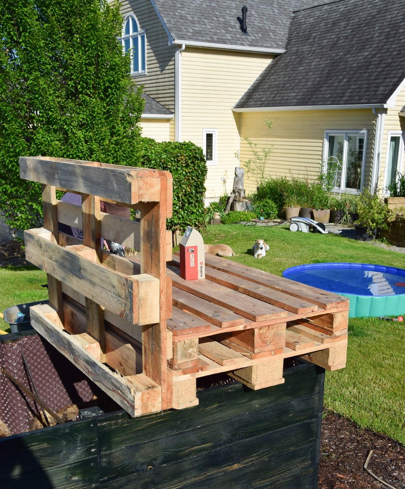 Frisch Gartenmöbel Selber Bauen Aus Paletten Design