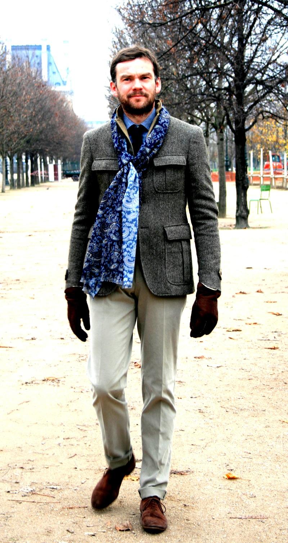 le blog d 39 anastasia street style homme jardin des tuileries paris. Black Bedroom Furniture Sets. Home Design Ideas