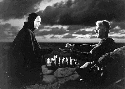 The Seventh Seal (1957), Directed by Ingmar Bergan, Sweden