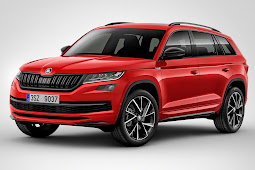 Skoda Kodiaq vRS is coming