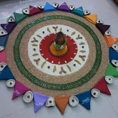 Top Most Creative Rangolis