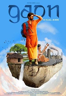 Gaon 2019 Full Movie Hindi 350MB WEBRip 480p Download