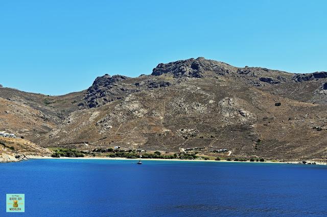 Ganema, isla de Serifos (Grecia)