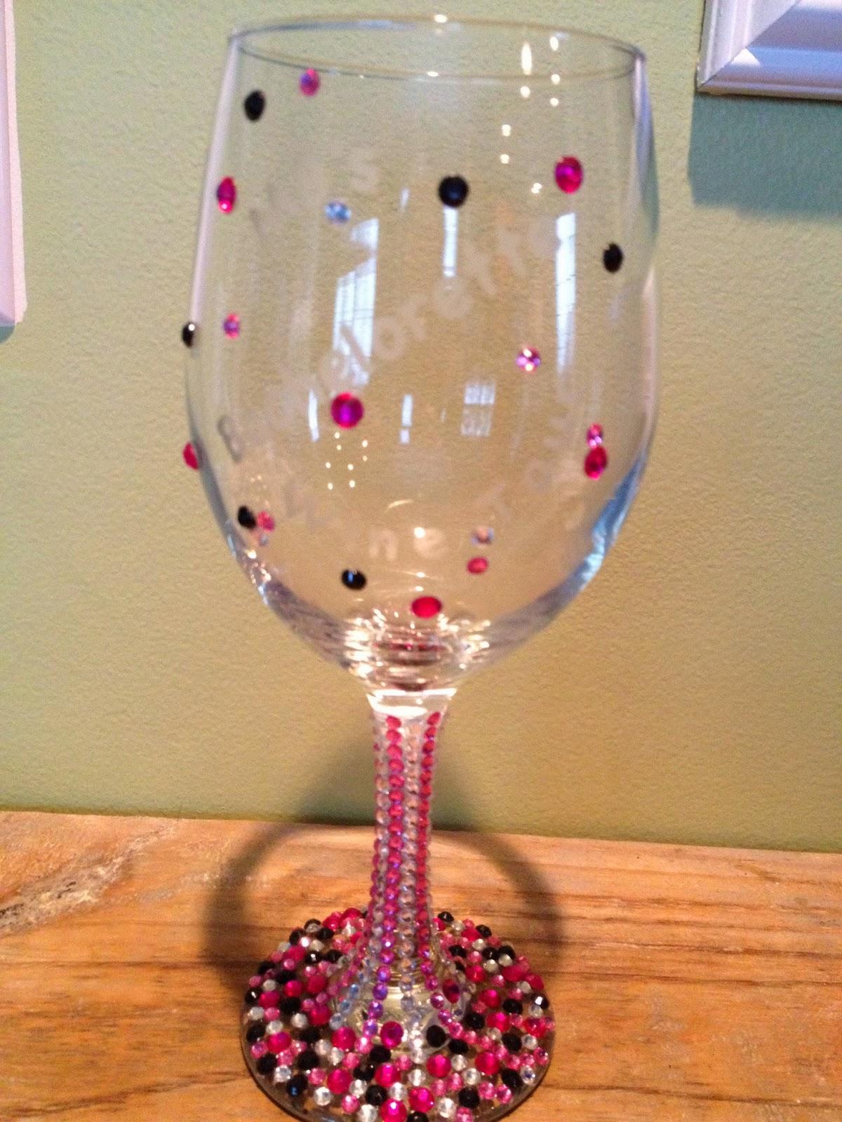 d610892aef0c 52 Social  Bachelorette Party Wine Glasses