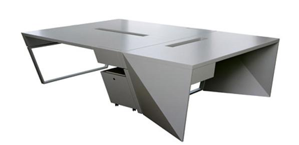 wonderful futuristic office desk   Office Desk: Kinzo Air Table Futuristic