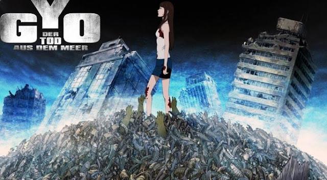 Gyo : Tokyo Fish Attack - Top Ufotable Anime [Best List]