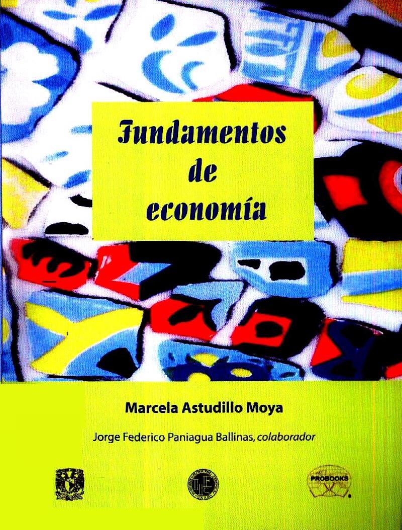 Fundamentos de Economía – Marcela Astudillo Moya