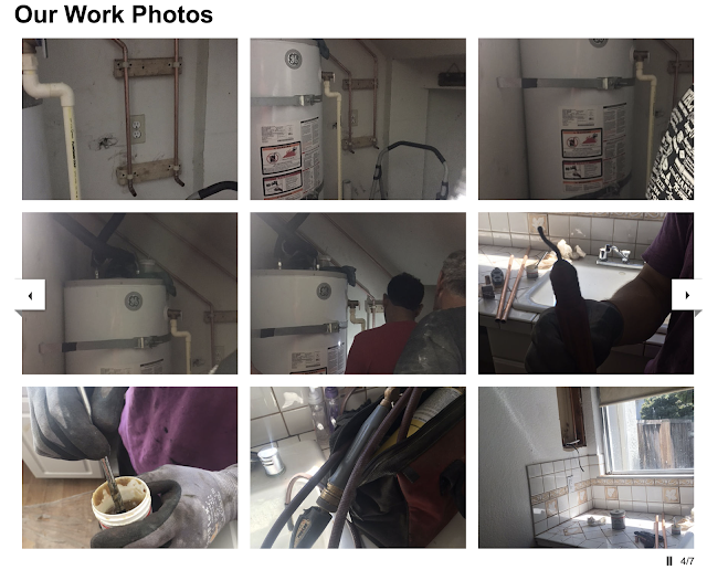 gas water heater in Newark fremont CA