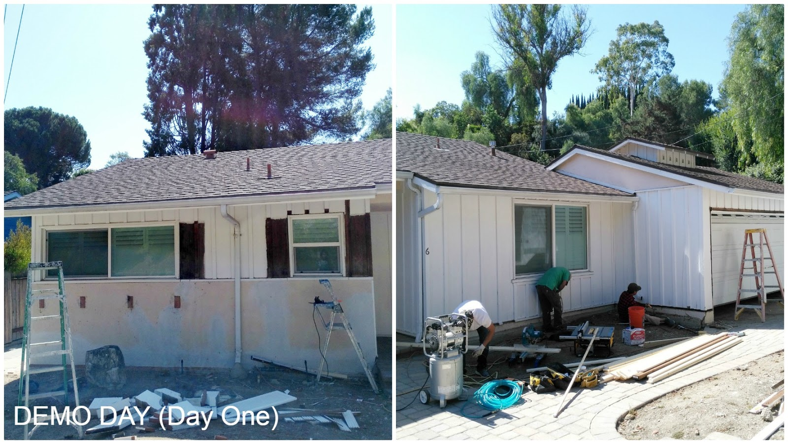ranch home renovation exterior remodel