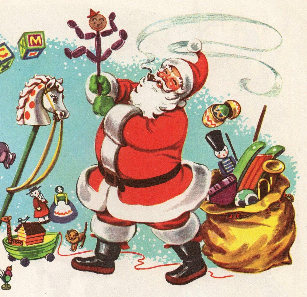 free retro holiday clip art - photo #20
