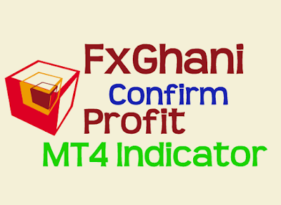 FxGhani Confirm Profit MT4 Free Indicator.
