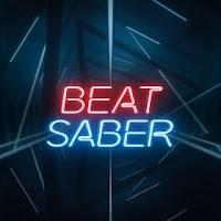 Beat Saber Game Logo